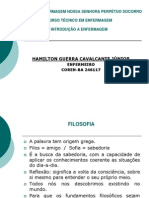 01 - INTRODUÇÃO DE INTRODUÇÃO A ENFERMAGEM