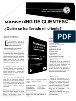 Marketing de Clientesquien Se Ha Llevado Mi Cliente
