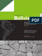 Bolivia Ultimarev ENCUESTAJUV