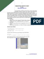 Mengatur konfigurasi mikrotik