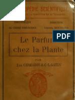 Le Parfum chez la Plante