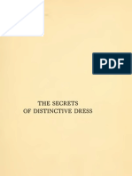 The secrets of distinctive dress