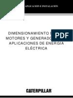 Manual Motores Generadores Electricos Caterpillar