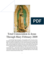 Total Consecration to Jesus Through Mary