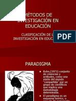 MÉTODOS DE INVESTIGACIÓN EN EDUCACIÓN (HABILIDADES BASICAS) - copia