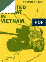 Vietnam Studies Mounted Combat in Vietnam