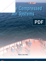 marine compressed air system