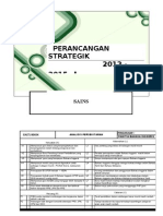 Perancangan Strategik Panitia Bahasa Inggeris