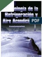 Tecnologia Refrigeracion Aire Acondicionado 1 Findamentos