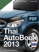 Thai Autobook 2013 - Preview