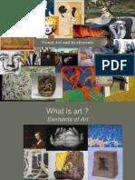 Visual Arts and Its Elements