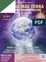 Meditação Divine Diamond healing - CENTRO MERKABAH