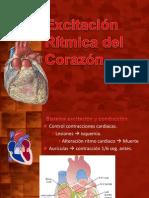 Fisiología-Excitación Rítmica del Corazón