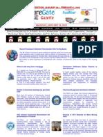 Weekend Edition - January 28, to February 1, 2013 - ForeclosureGate Gazette