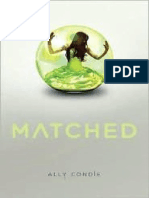 1. Matched - Ally Condie