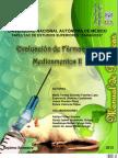 Manual de Prácticas de Evaluación de Fármacos y Medicamentos II..