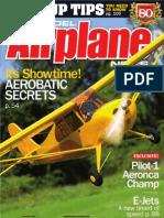 Model Airplane News 2011-03   Stall (Fluid Mechanics)   Airplane