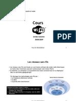 Cours WiFi - M. Moussaoui 2009