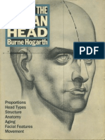 47844023 Burne Hogarth Drawing the Human Head