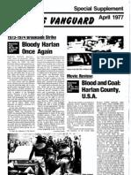 Workers Vanguard Special Supplement April 1977
