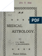 treatise on medical astrology