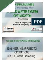 Chiller Optimization