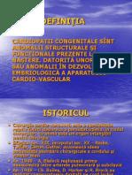 Cardiopatiile congenitale