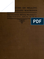A Treatise On Milling And Milling Machines