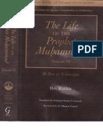 The Life of Prophet Muhammad Volume 4