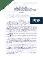 Nghị định 25/1993/NĐ-CP