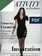 Creativity in Fashion