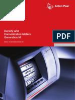 Anton Paar Densitymeter