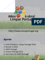 Portugal Presentation in Clean World Conference 2013