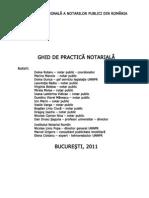 Ghid de pratica notariala NCC