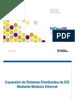 Expansion de Sistemas Distribuidos Mediante Modulos Ethernet