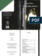 Josef Dürr - Démonmágia (Az alvilág kulcsa)