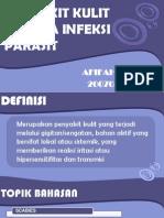 dermatitis zoonis