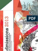 2013 NIFT Brochure