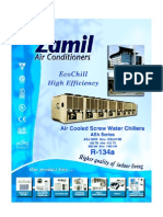 High Efficiency Chillers Screw Compressor ASh Series (R134a).pdf