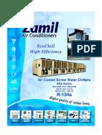 High Efficiency Chillers Screw Compressor ASh Series (R134a).pdf