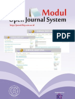 Belajar OJS - Tutorial Open Journal System