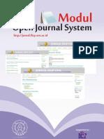 Belajar OJS - Tutorial Open Journal System