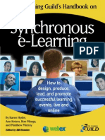 Synchronous Elearning eBook