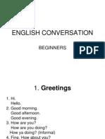 english conversation beginner