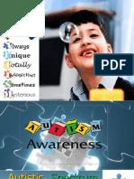 Autism Disorder