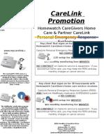 CareLink Promotion in Jacksonville, Florida