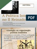 Politica Interna IIreinado