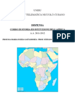 Storia dell'Africa