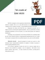brief de creatie site web