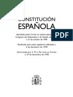 A Constitución española